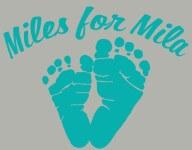 Miles for Mila registration logo