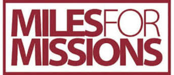 Miles for Missions 5K registration logo