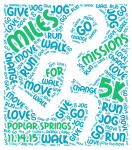 Miles for Missions registration logo