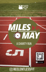 Miles over May registration logo