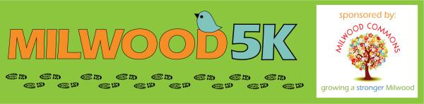 Milwood 5K registration logo