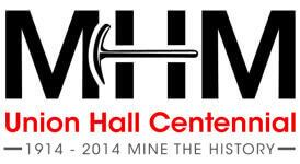 Mine the History 5K Race registration logo