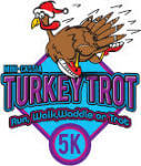Mini-Cassia Turkey Trot registration logo