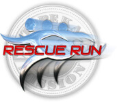 Miracle on Kansas Avenue Rescue Run registration logo