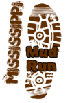Mississippi Mud Run registration logo