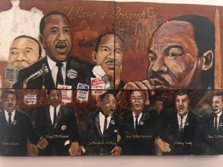 MLK Jr Day Run for Equality Virtual Race registration logo