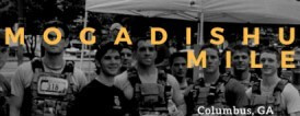 Mogadishu Mile - Columbus, GA registration logo