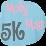 Molly Mae Happy Birthday 5K registration logo