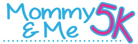 Mommy & Me 5K- August registration logo