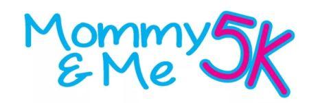 Mommy & Me 5K- July registration logo