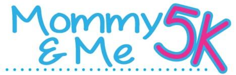 Mommy & Me 5K -June registration logo