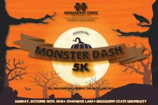 Monster Dash  registration logo