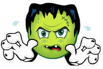 Monster Mash Marathon, Half Marathon, 5K registration logo