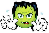 Monster Mash Marathon, Half Marathon, 5K registration logo