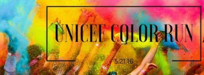 Montgomery UNICEF color run registration logo