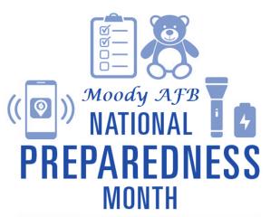 Moody National Preparedness Run registration logo
