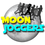 Moon Joggers and Virtual Run Events Clearance Store registration logo