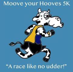 Moove your hooves registration logo