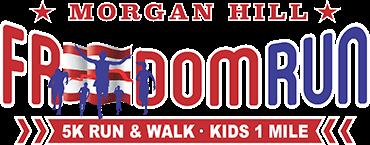 Morgan Hill 5K Run/Walk and 1 Mile Children's Run registration logo