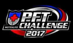 Mote4Life PFT Challenge registration logo