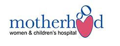 Motherhood Marathon registration logo