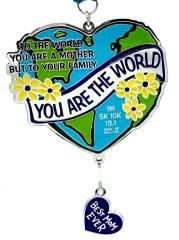 Mothers Day 1M 5K 10K 13.1 26.2 registration logo