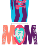 Mother's Day 5K registration logo