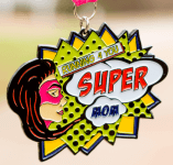 Mother's Day 5K - Running 4 You Super Mom - Clearance from 2018 registration logo