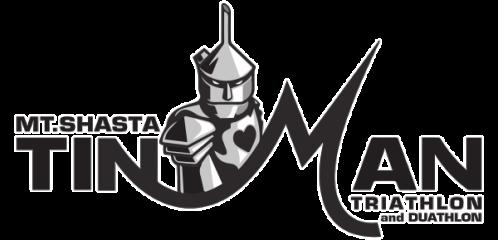 Mount Shasta Tinman Triathlon registration logo