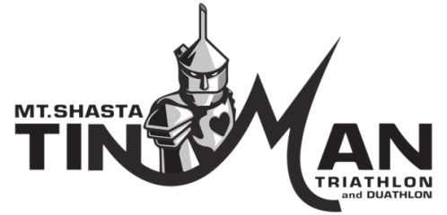 Mount Shasta Tinman Triathlon registration logo