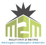 Mountain 2 Metro registration logo