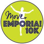 Move, Emporia 10K and 2-mile Walk registration logo