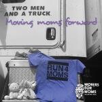 Movers 4 Moms Kick Off 5K registration logo