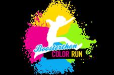 MS Color Run SAMPLE registration logo