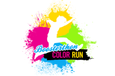 MS Color Run SAMPLE registration logo