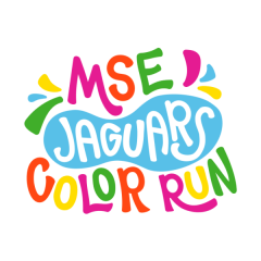 MSE Color Run registration logo