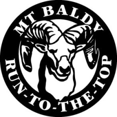 Mt Baldy Run to the Top registration logo