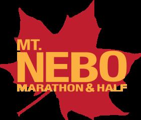 Mt Nebo Marathon registration logo