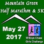 MTGREEN Half Marathon registration logo