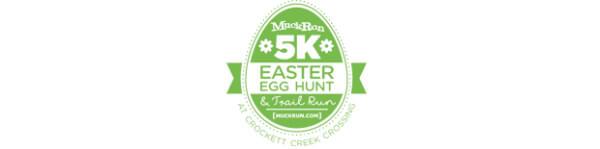 MuckRun 5K Easter Egg Hunt registration logo