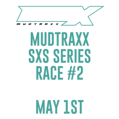 MudTraxx SXS Points Series at MauMee - Race 2 registration logo