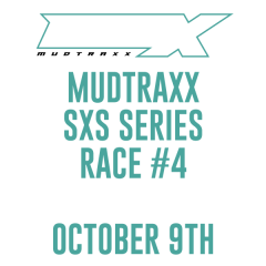 MudTraxx SXS Points Series at MauMee - Race 4 registration logo