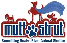 Mutt Strut   registration logo