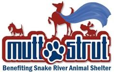Mutt Strut   registration logo
