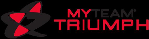 myTEAM TRIUMPH Global Running Day Virtual 5k registration logo
