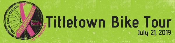myTEAM TRIUMPH Titletown Bike Tour registration logo