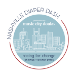 Nashville Diaper Dash registration logo