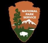 National Park Service Centennial 5K registration logo
