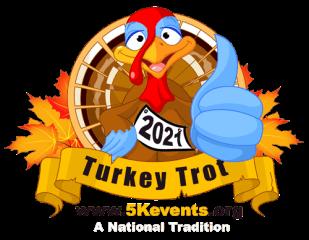 National Turkey Trot registration logo