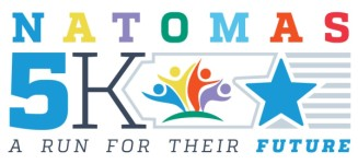 Natomas 5K Run for their Future registration logo